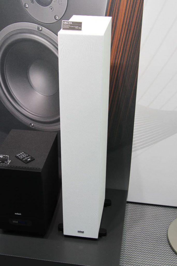 NuBox 511 in Weiß