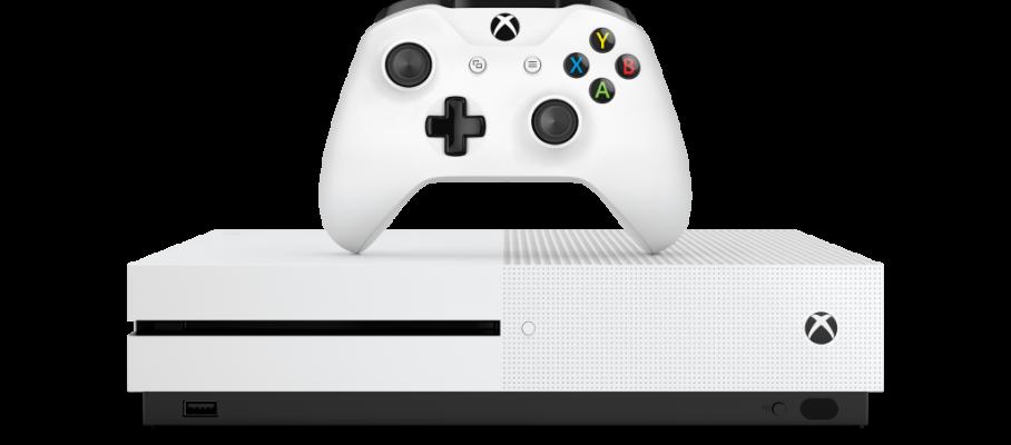 XboxOneS_CnsleCntrllr_Hrz_FrntTlt_TransBG_RGB 1