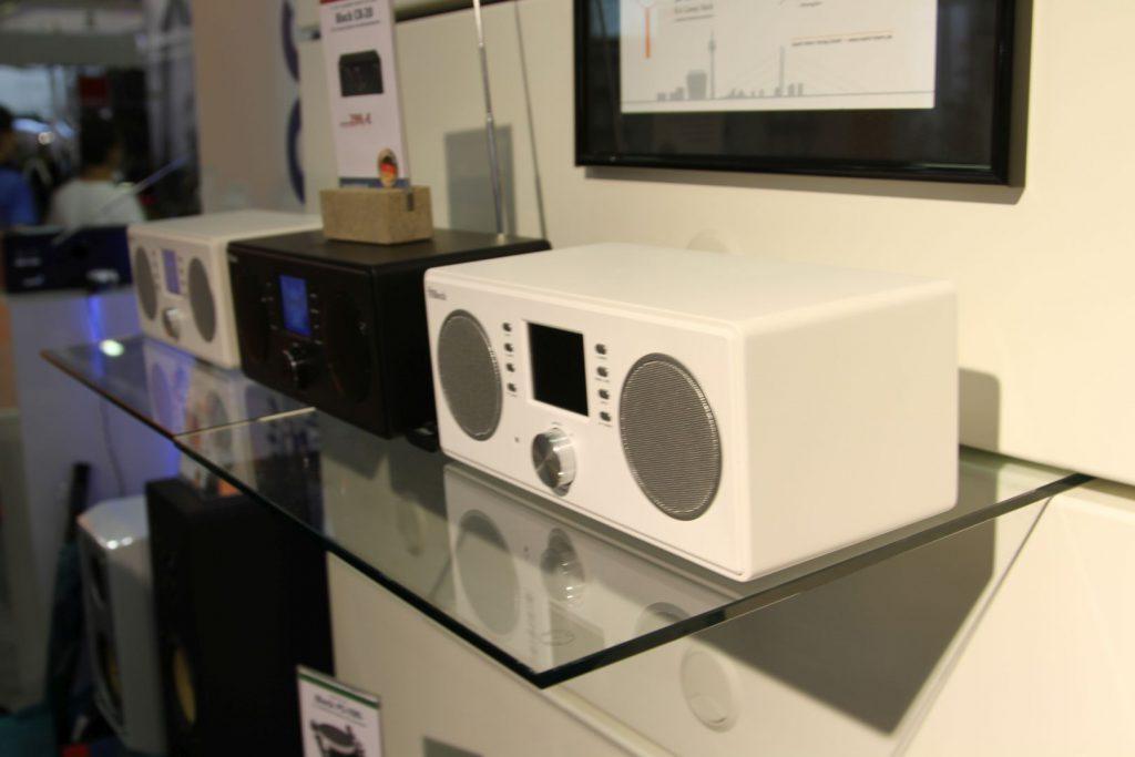 Das neue Connected Radio Block CR-20