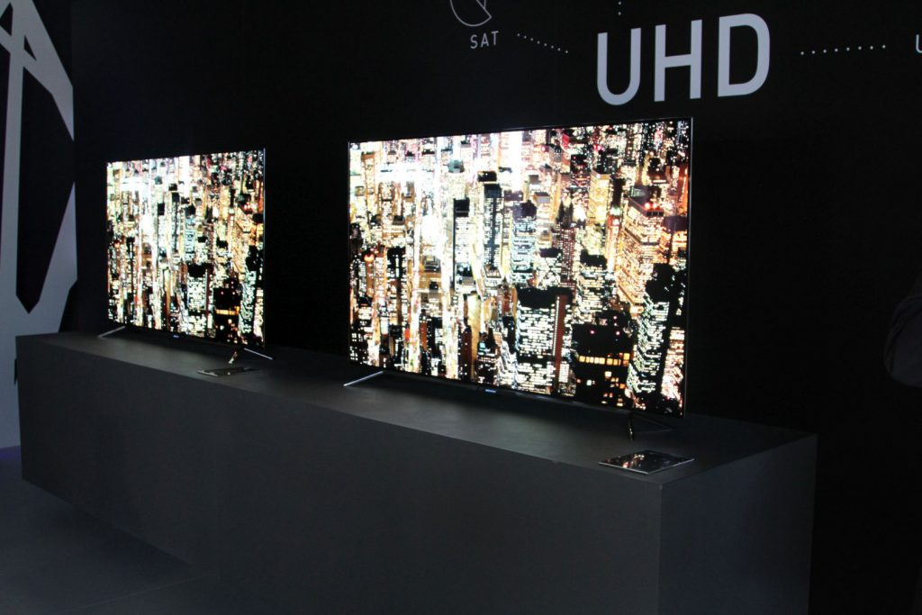 UHD Material bietet mehr Details