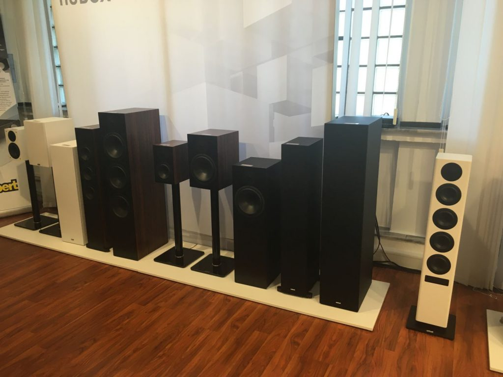 aktuelle NuBox Lautsprecher
