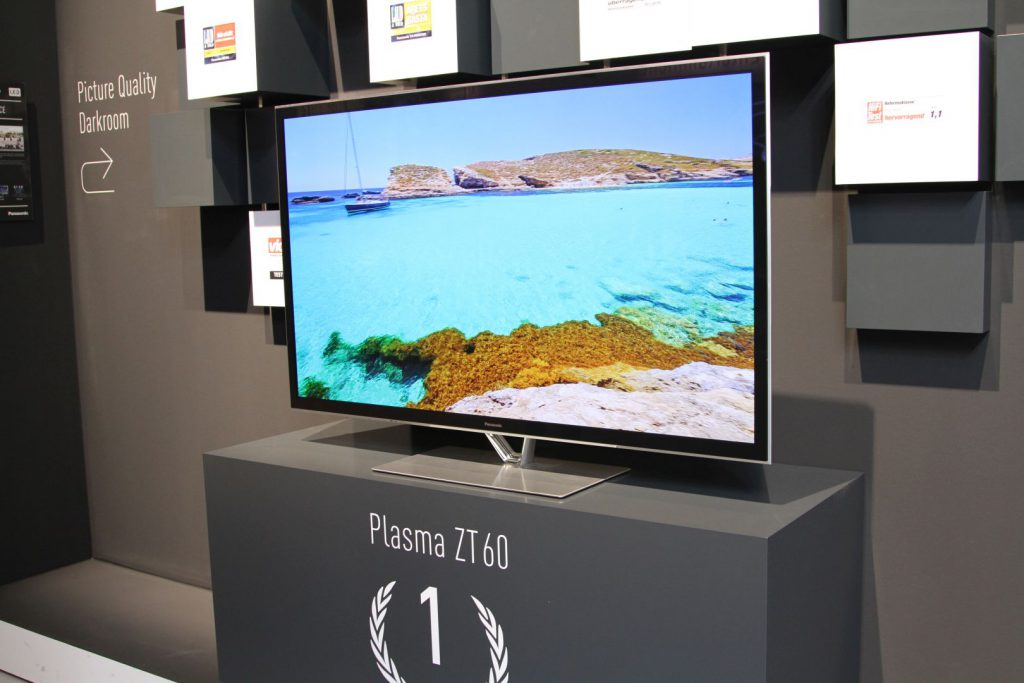 Der LCD Refernz TV