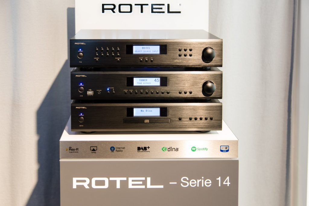 Rotel Serie 14
