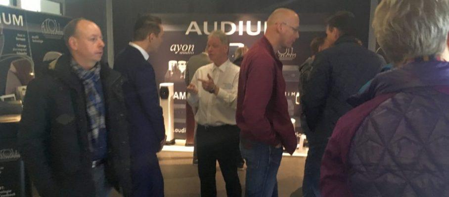 Der Stand von Audium