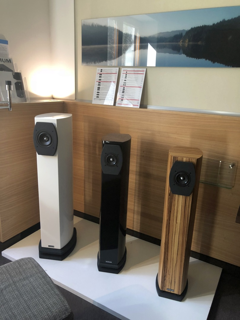 HiFi Convention 2018 Stand von Audium