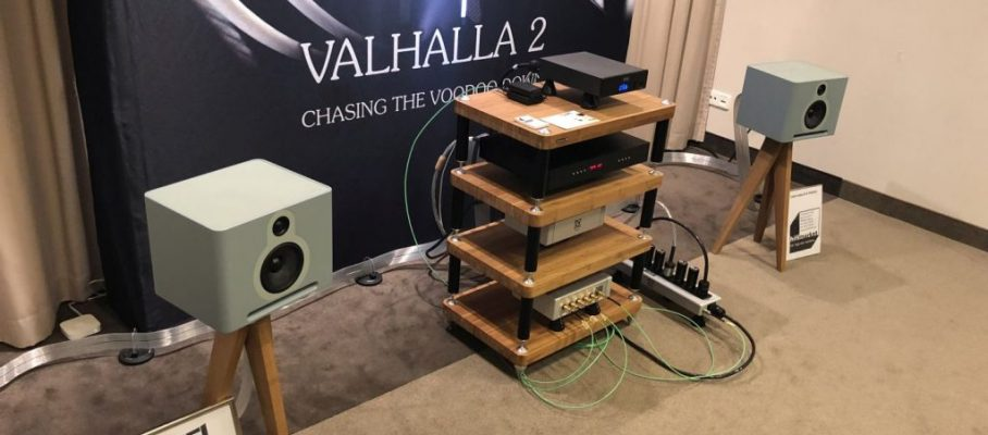HiFi Convention 2018 Stand von Connect Audio