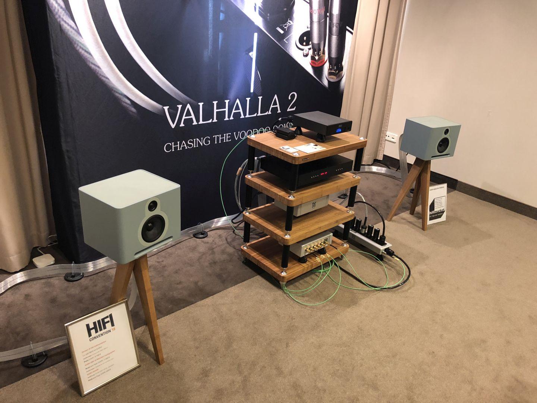 HiFi Convention 2018 Stand von Connect Audio