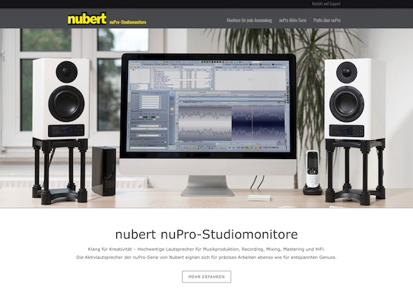 nubert_nuprofi_website_s