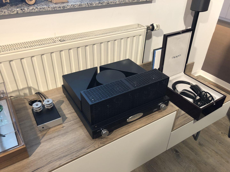 Auch Röhrenverstärker kann man bei Grobi.TV testen