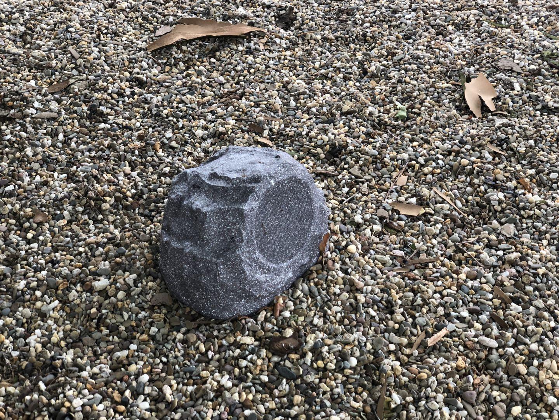 Stein mit Ton